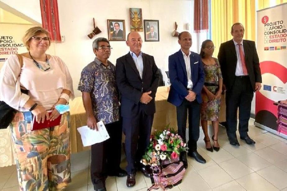 União Europeia e Camões, I.P. reforçam Polícia Científica de Investigação Criminal de Timor-Leste